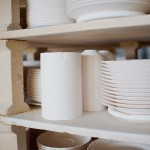 Ready for pre-glaze firing | © photo Sebastian Zimmer